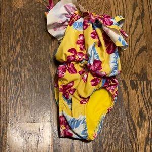 Toddler bathing suit